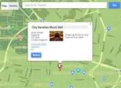 Add/Pick/Search Places On Google Maps - mapsed.js