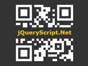 Generate QR Code With Custom Logo & Label - jQuery.qrcode