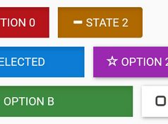 Single & Multi-state Toggle Buttons In jQuery - Toggle.js