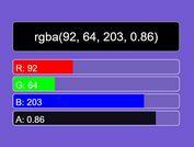 Basic Slider Control For Selecting A Value - mb.simpleSlider