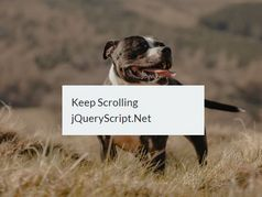 Swap Out Background Images On Scroll - jQuery Scroll Swap