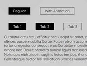 Simple jQuery Tabs Plugin For Tabbed Content