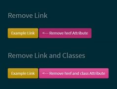 Toggle Attribute From Element Using jQuery - toggleAttr.js