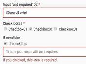 Basic Custom Form Validator In jQuery - inputfollow.js