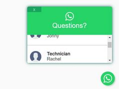 Floating WhatsApp Chat Button Plugin - Whatsapp Floatbox
