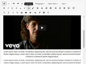 Full-featured WYSIWYG Editor For Bootstrap