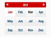 Year & Month Picker For jQuery UI Datepicker Widget