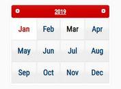 Year & Month Picker For jQuery UI Datepicker Widget